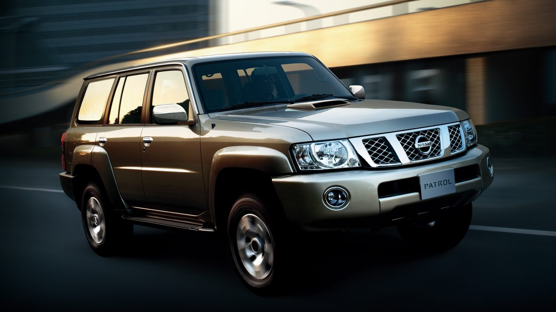 Nissan Patrol Safari - Off-Road 4X4 Legendary SUV | Nissan ...
