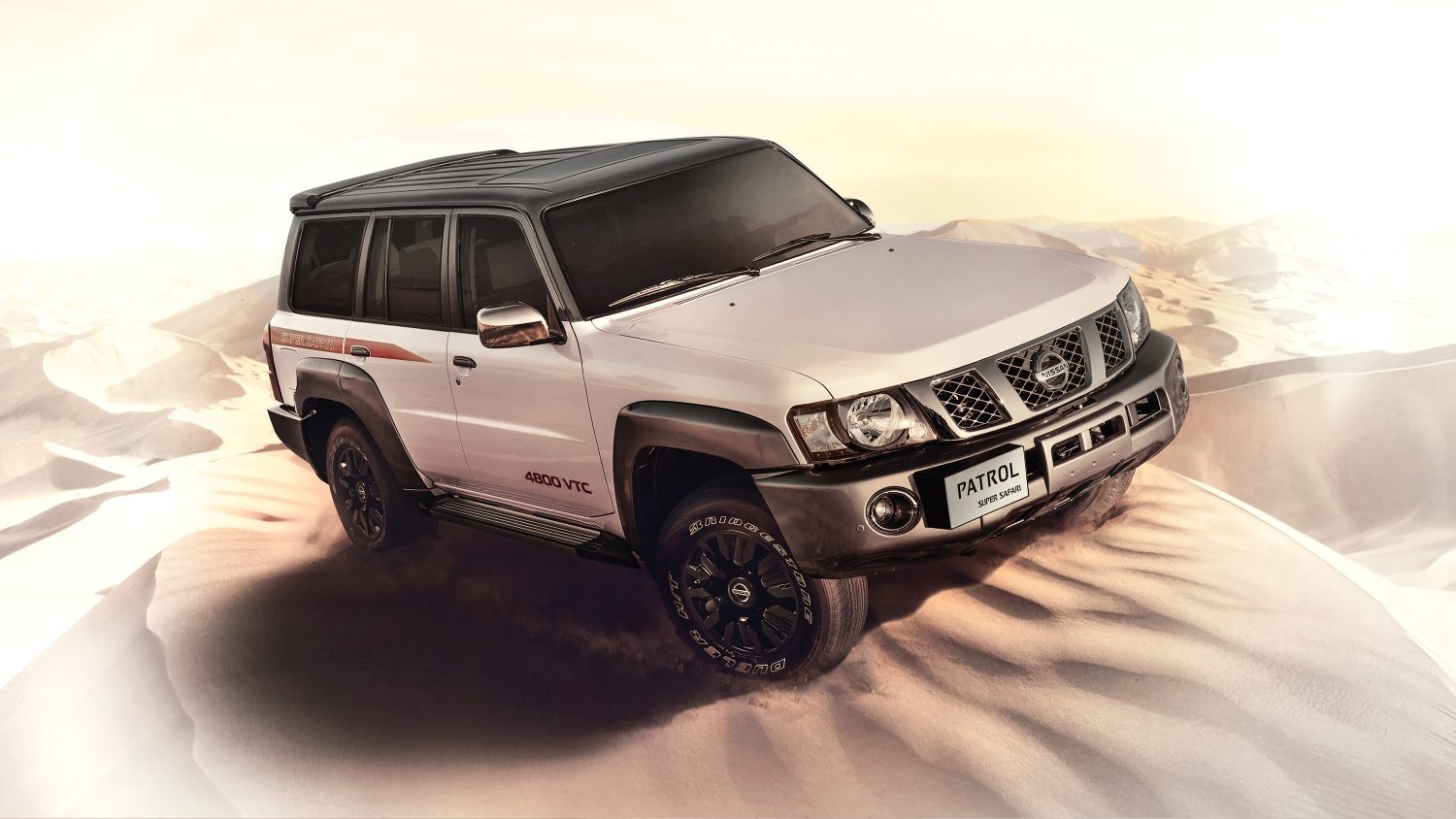 Nissan Patrol Super Safari Off Road 4x4 Special Edition Suv Xtrail Offroad Modified The World Class Adventurer