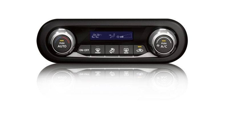 Nissan SUNNY automatic temperature control system