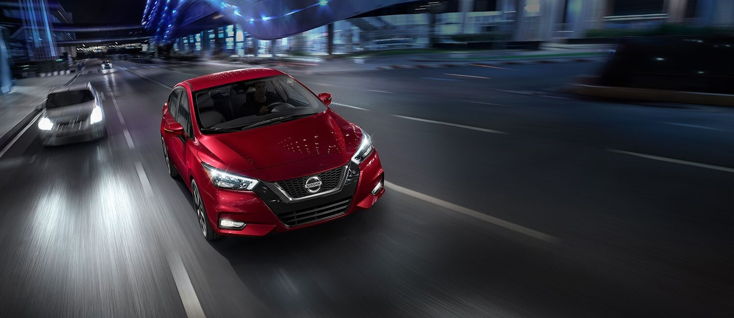 Nissan Personal Leasing