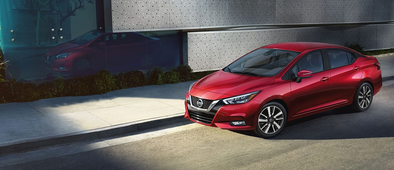 Nissan business Leasing