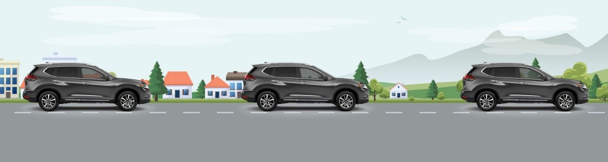 ATTRIBUTES OF THE X-Trail® HYBRID