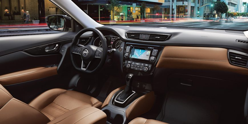 Nissan X Trail >> 2018 Nissan X Trail Features Technology Safety
