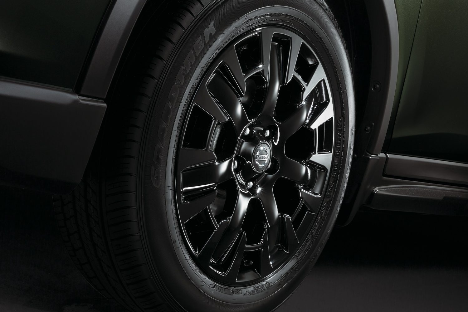 THE NEW 2020 NISSAN X-TREMER BLACK ALLOY WHEELS