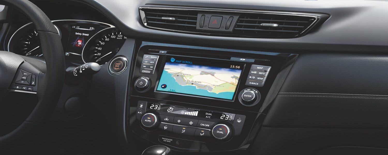 Yhdistetyt Auton Sisaiset Navigointi Ja Tietoviihdejarjestelmat