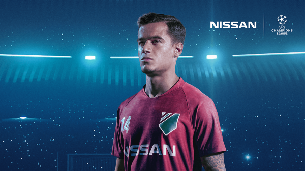PHILIPPE-COUTINHO-NISSAN