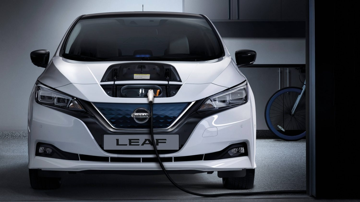 Nya Nissan LEAF – Laddbox