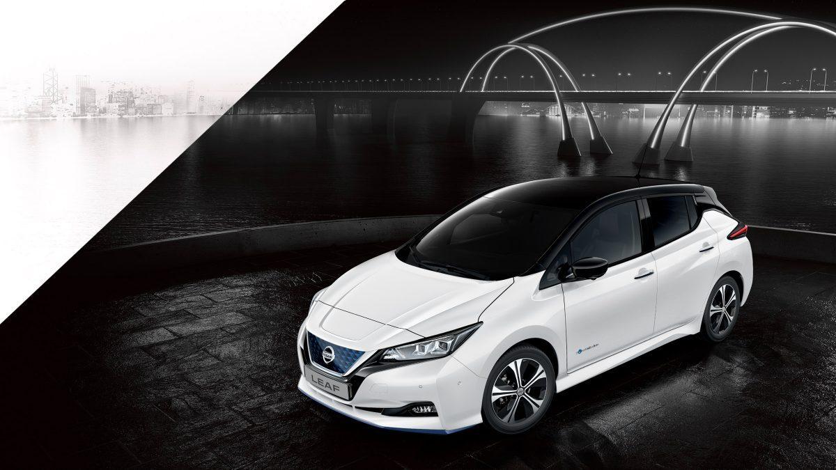 nissan leaf – nr 1 samochód elektryczny w europie| nissan