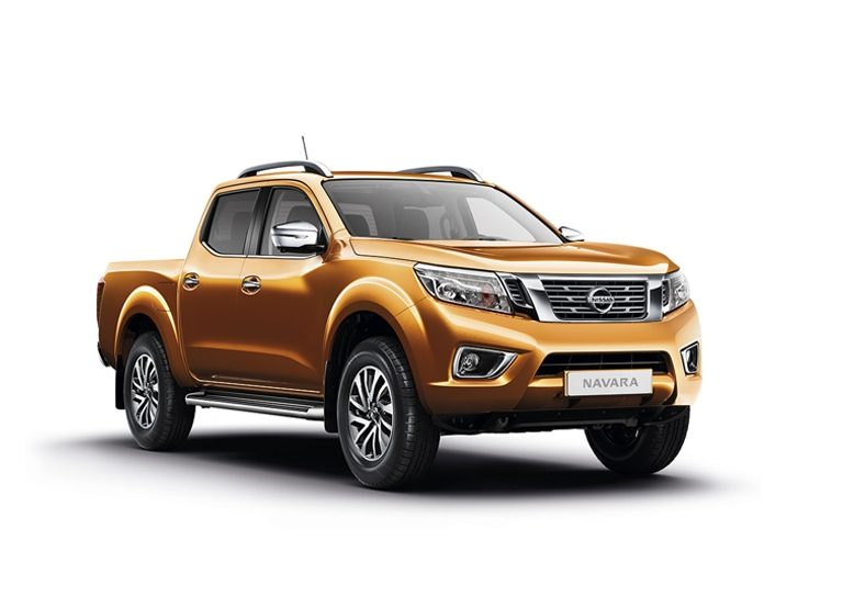 Nissan Navara N-Connecta Double Cab