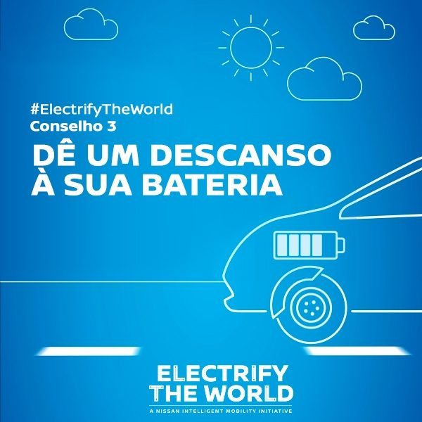Electrify the World - Bateria