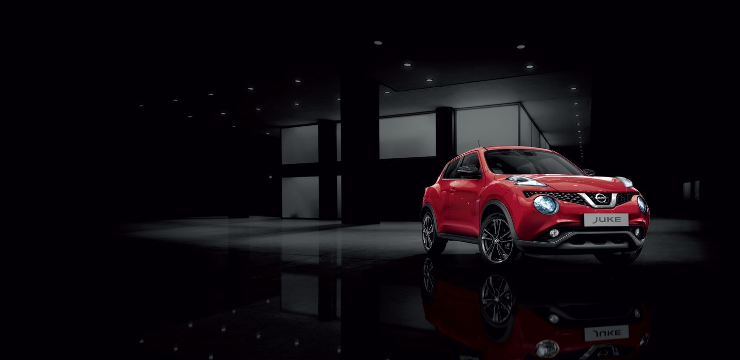 nissan juke exterior lateral