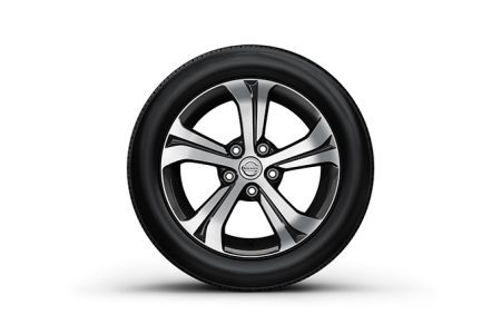"Nissan Tiida - OE 16"" alloy wheel"