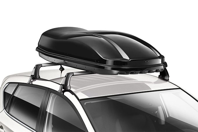 Nissan Almera - Transportation - Medium Roof box