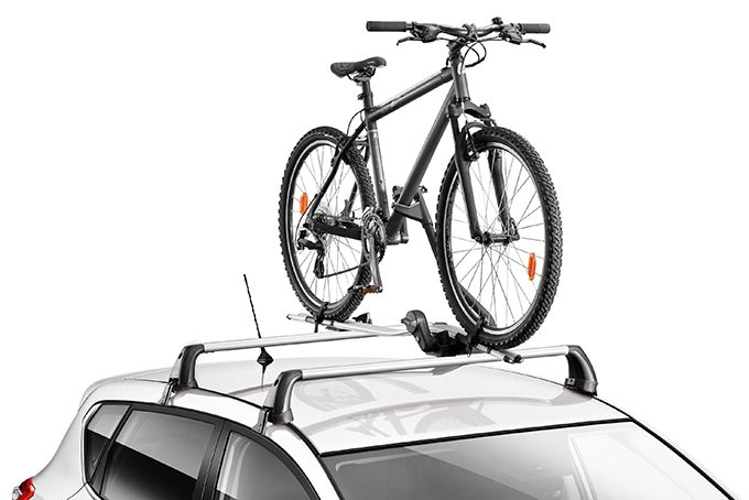 Nissan Almera - Transportation - Bike carrier Luxury