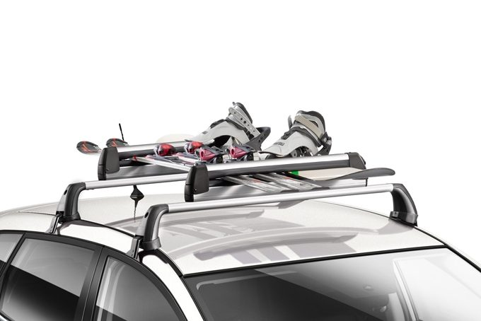 Nissan Almera - Transportation - Ski carrier up to 6 pairs