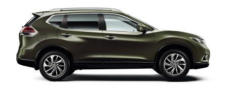 Nissan X-Trail - Sideview