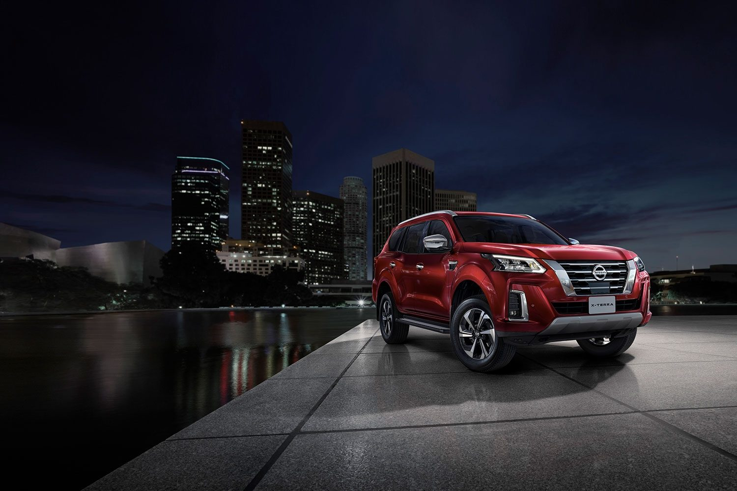 All-New Nissan X-Terra expands SUV lineup in Middle East