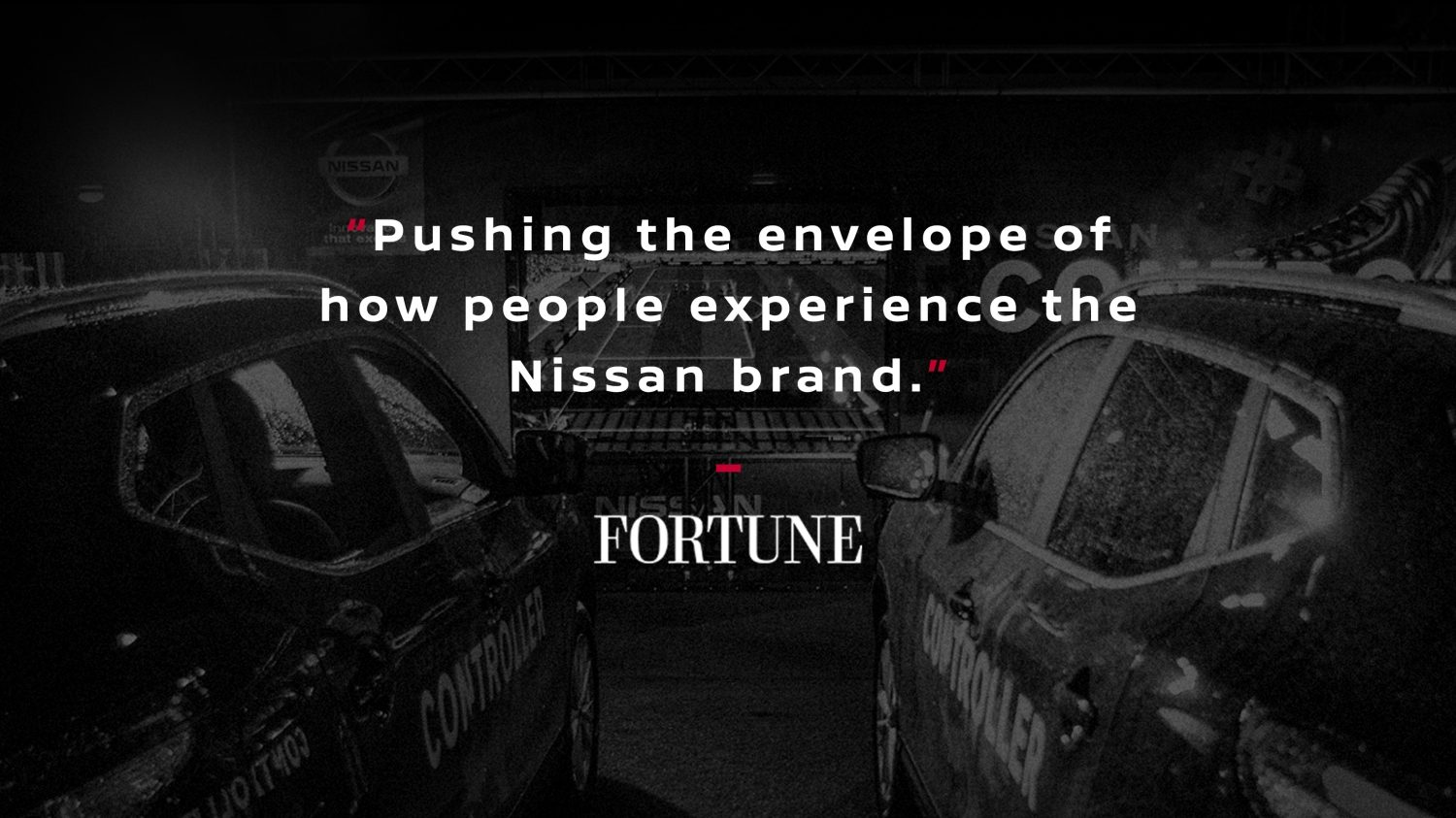 The Fortune about the Nissan Controller