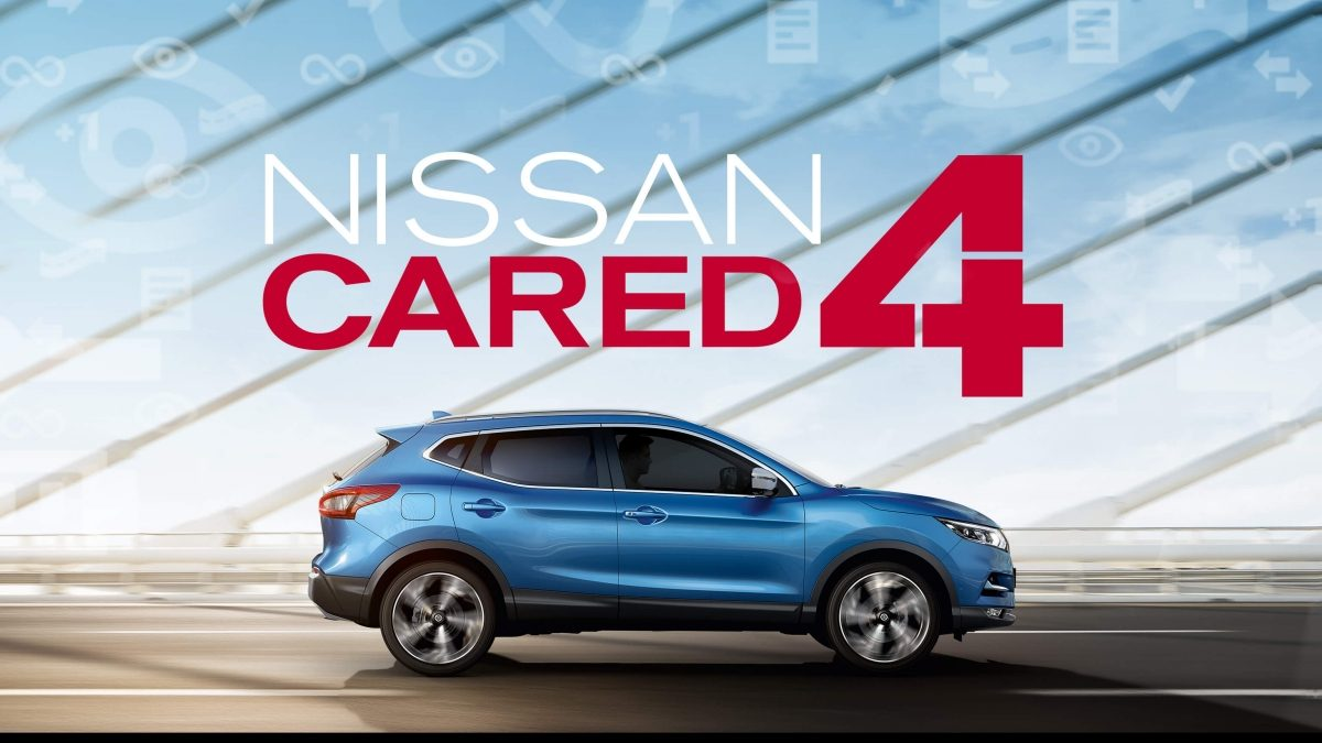 Nissan Cared4 - begagnade bilar