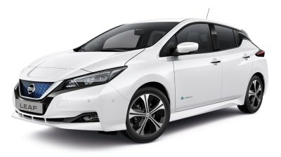 Nový Nissan LEAF N-Connecta