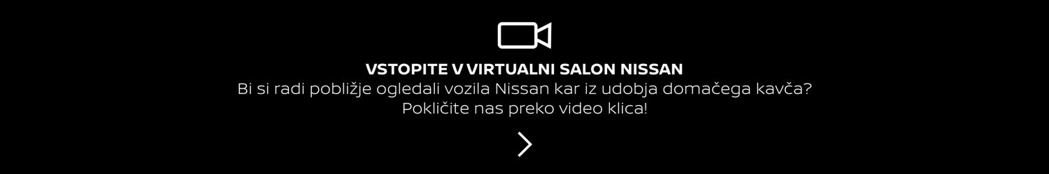 Video klic Nissan