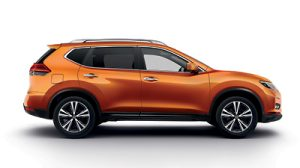 Nissan X-Trail Design Pack