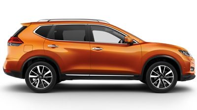 Yeni Nissan X-Trail Design Pack