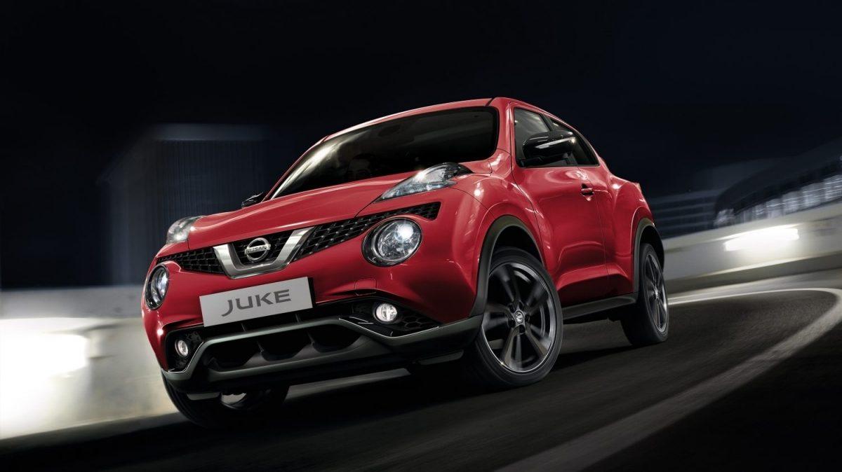 Nissan JUKE — система динамічної зміни налаштувань автомобіля