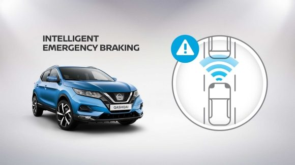 Intelligent Emergency Braking