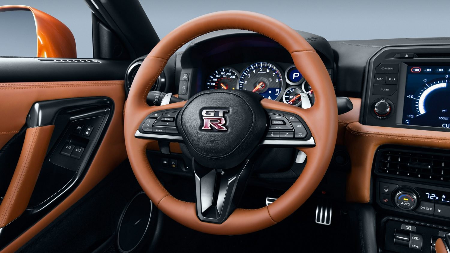 GTR Drivers stearing wheel