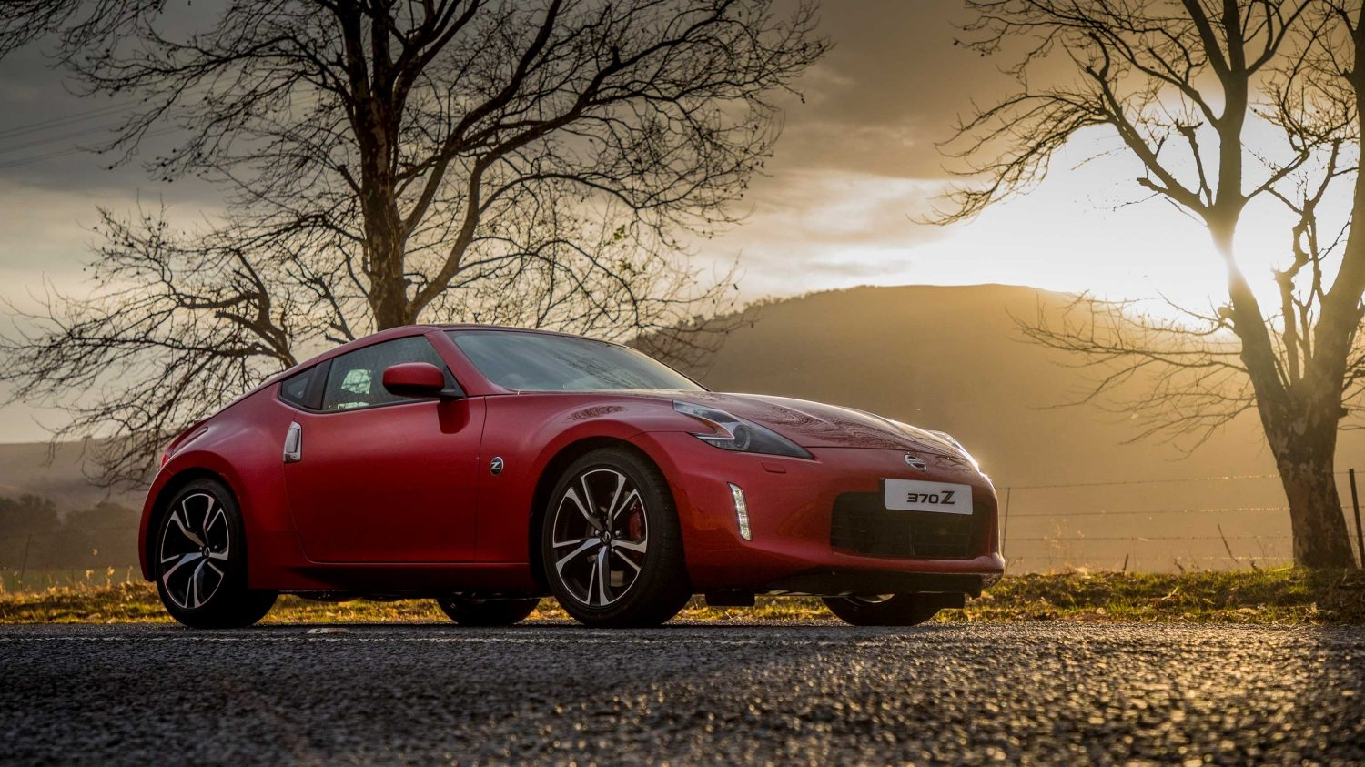 370Z local sunset