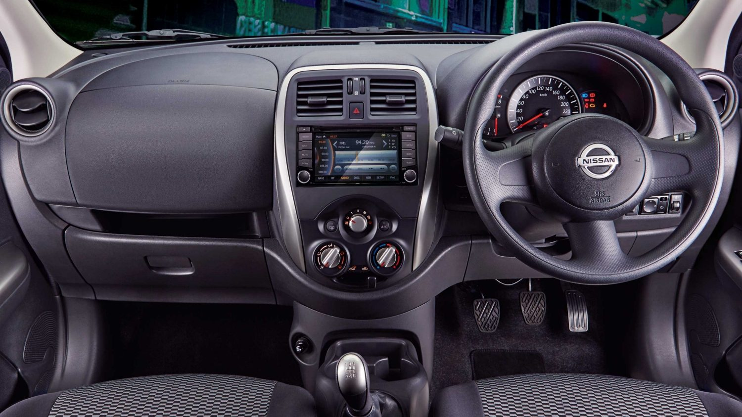 Micra Active Design | Nissan South Africa