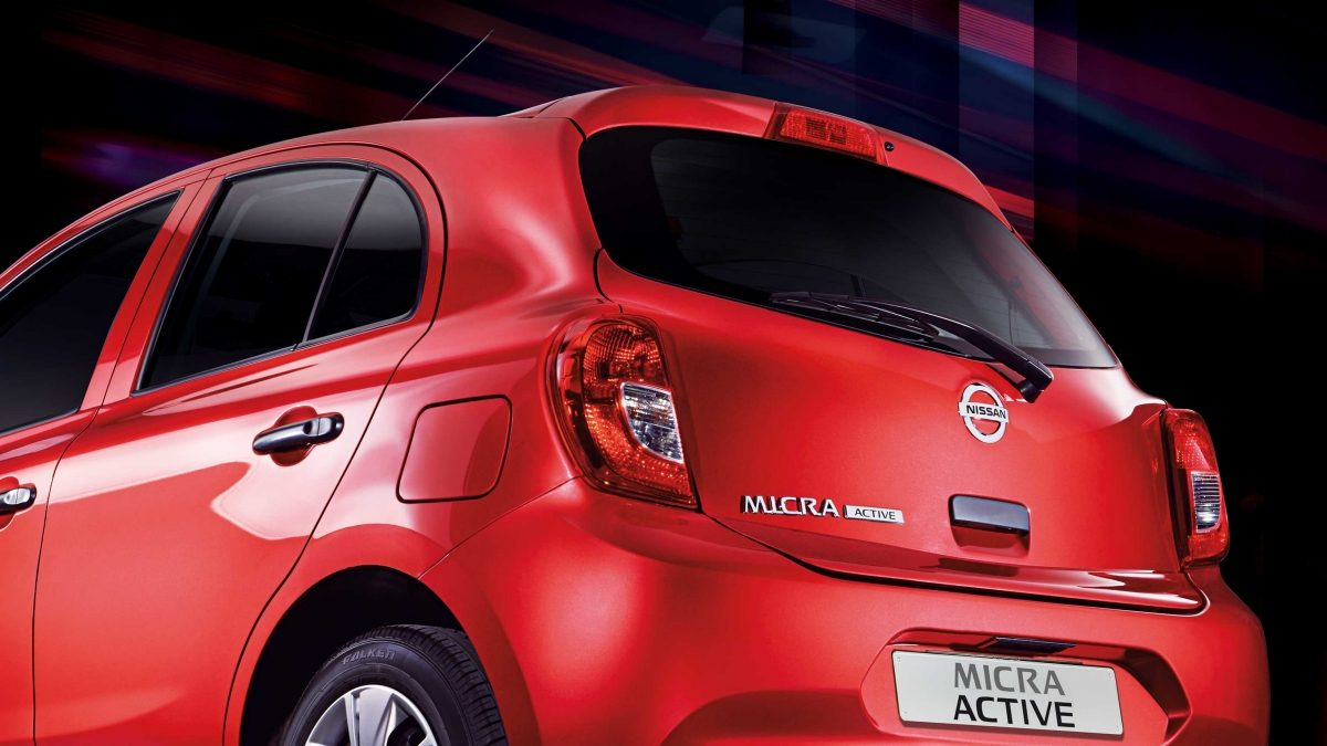Rearlight - Micra Active