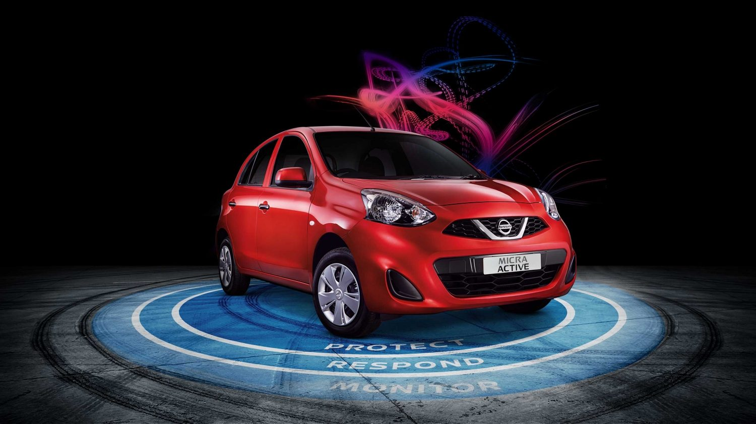 Micra Active Safety