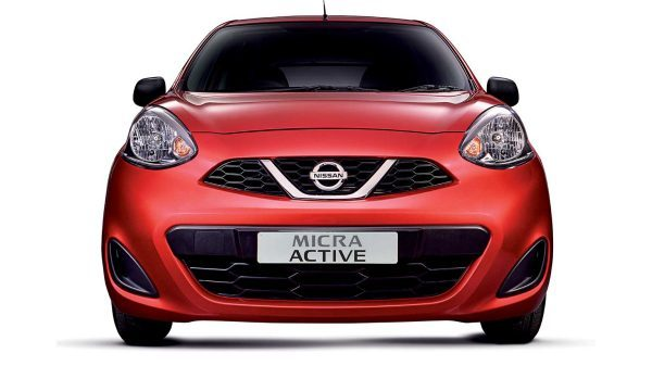 front - Micra Active