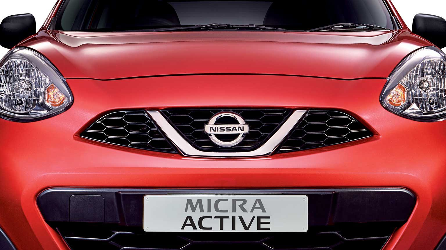Micra Active Grille