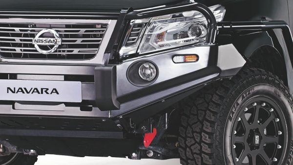 HEAVY DUTY BULL BAR