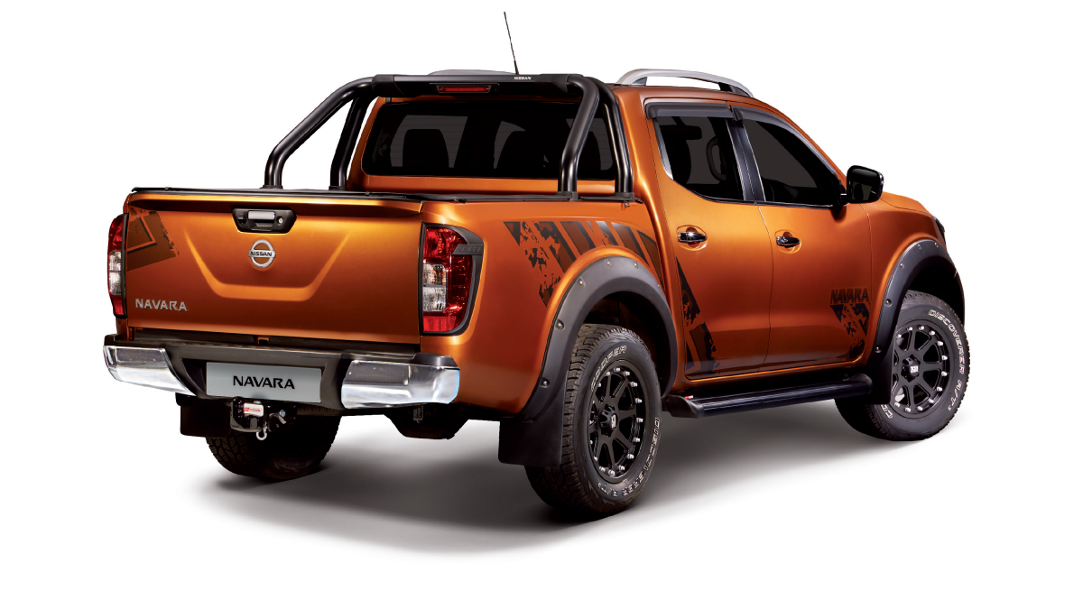 Navara - Explorer - Rear