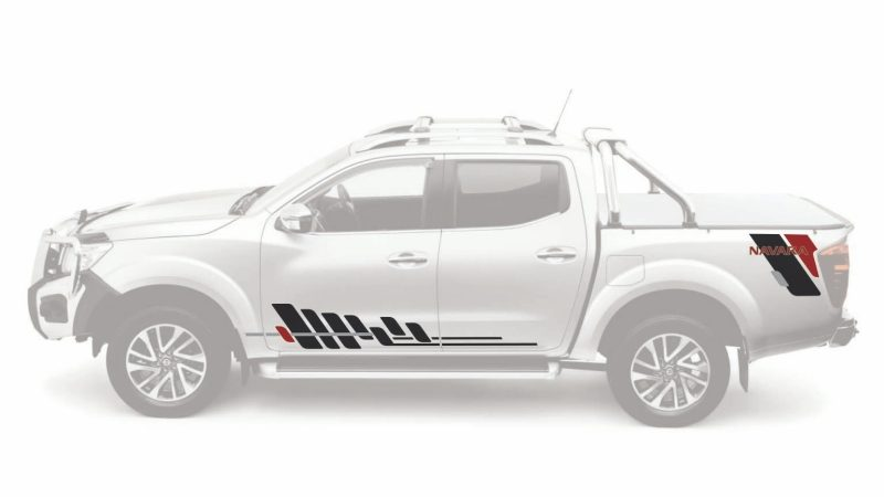 Navara Decal Kit 1