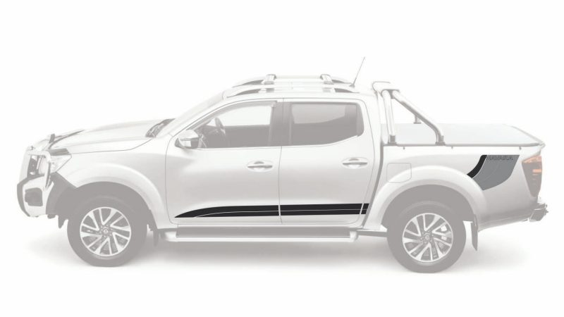 Navara Decal Kit 2