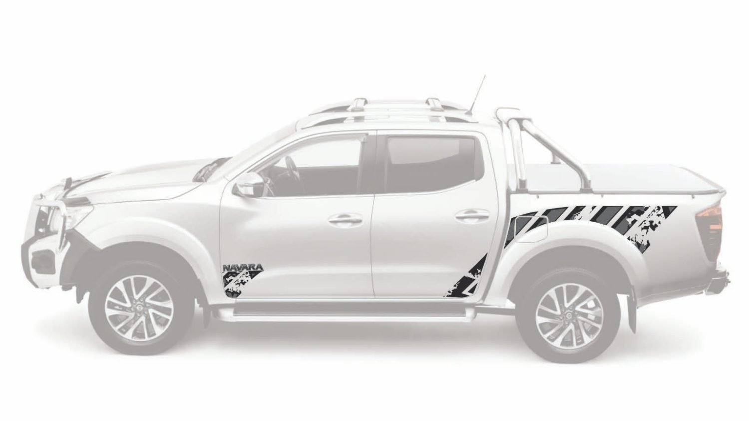 Navara decal kit 3