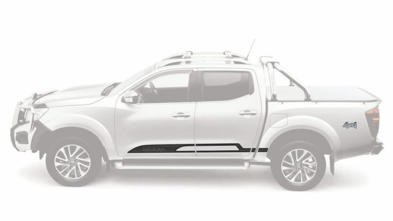 Navara Decal Kit 4