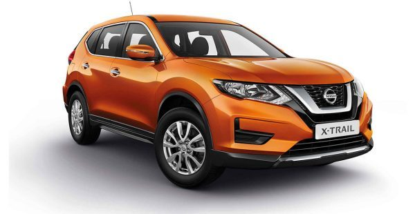 Nissan X-Trail Offers