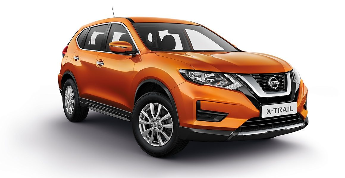 Nissan X Trail >> New X Trail Nissan South Africa
