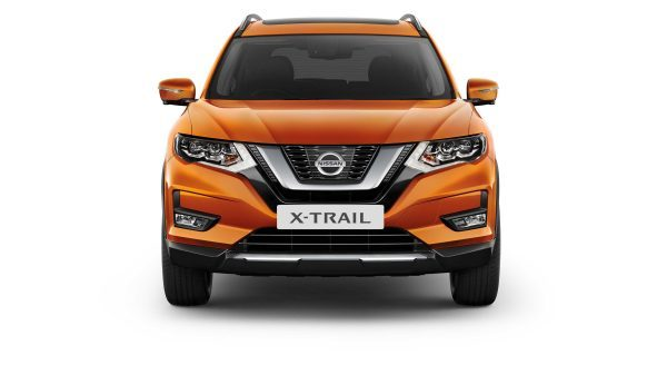 X-Trail offers - centre