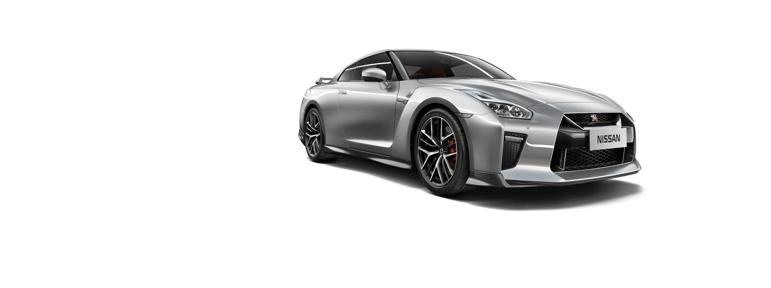 GT-R ULTIMATE SILVER