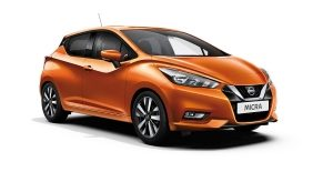 Nissan Micra Acenta Plus Tech