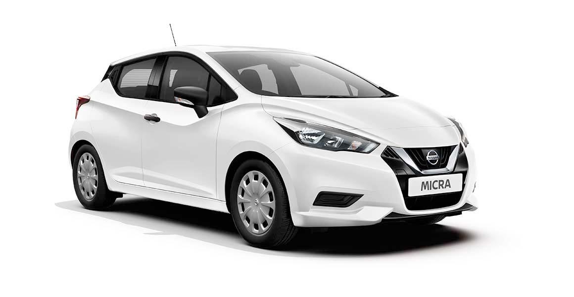 Nissan micra price