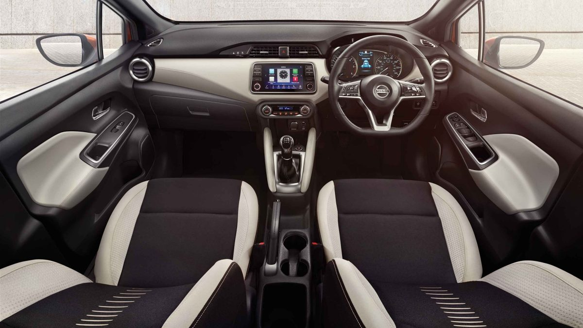 New Nissan Micra Design Nissan Sa