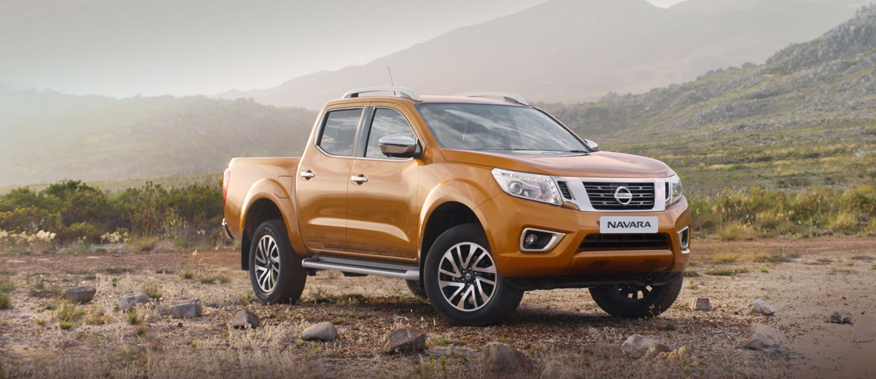 Nissan Navara - for whatever your day looks like